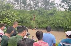 Đồng Nai: Nhảy qua khe nước, hai trẻ nhỏ rơi xuống sông tử vong