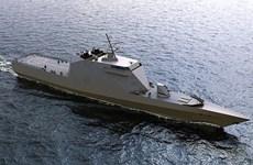 Hải quân Nga chế tạo tàu hộ vệ tàng hình hoàn chỉnh đầu tiên