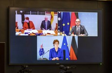 Đức, Australia nhấn mạnh vai trò của UNCLOS trong vấn đề Biển Đông