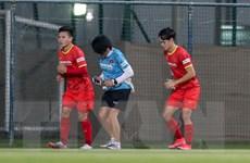 Khả năng phục hồi của Tuấn Anh, Văn Toàn trước trận đấu với Malaysia
