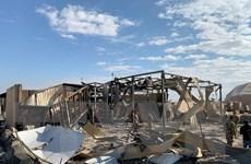 Tấn công bằng máy bay không người lái nhằm vào sân bay ở Iraq