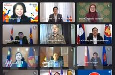 Việt Nam chủ trì cuộc họp trực tuyến Hội đồng Ủy thác Quỹ ASEAN