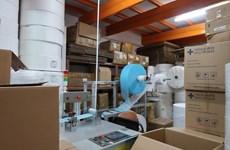 Singapore điều tra công ty sản xuất, nhập khẩu khẩu trang trái phép