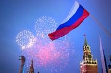 Lãnh đạo Việt Nam gửi điện mừng nhân kỷ niệm Quốc khánh Liên bang Nga