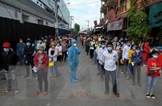 Campuchia: Số ca mắc mới tăng, Phnom Penh xem xét tái lập Khu vực Đỏ