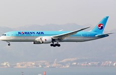 """Hàn Quốc: Gần 16.000 người sử dụng dịch vụ """"Bay quốc tế không hạ cánh"""""""