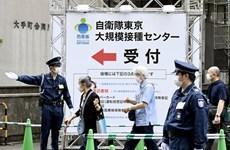Nhật Bản bổ sung quân nhân, cảnh sát vào diện tiêm vaccine COVID-19