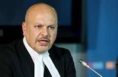 Trưởng Công tố Tòa án Hình sự quốc tế tuyên thệ nhậm chức