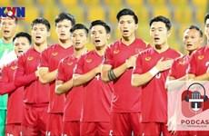 Việt Nam ngẩng cao đầu bước vào vòng loại thứ 3 World Cup 2022