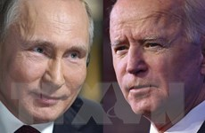 Tổng thống Nga Putin đã đến Geneva để gặp Tổng thống Mỹ Biden