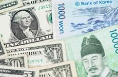 Hàn Quốc và Mỹ gia hạn thỏa thuận hoán đổi tiền tệ trị giá 60 tỷ USD