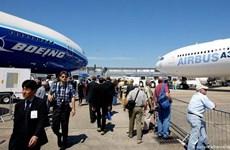 """Lý do nào phía sau thỏa thuận """"ngừng bắn"""" giữa Airbus-Boeing?"""