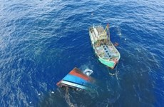 Indonesia ghi nhận 83 ngư dân mất tích trên biển trong 6 tháng