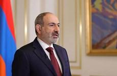 Bầu cử Armenia: Thủ tướng Nikol Pashinyan tuyên bố giành chiến thắng