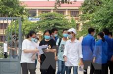 Hà Nam: Kỳ thi vào lớp 10 diễn ra nghiêm túc, an toàn phòng dịch