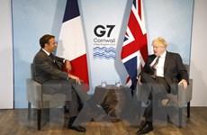 Anh-EU lạc quan về khả năng ngăn chặn cuộc chiến thương mại hậu Brexit