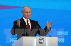 Tổng thống Putin khẳng định nguyên tắc phát triển tiềm lực quốc phòng