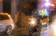 Bắc Bộ mưa dông, đề phòng thời tiết nguy hiểm, Trung Bộ nóng gay gắt