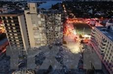 Sập nhà 12 tầng tại Mỹ: Hơn 160 người thiệt mạng và mất tích
