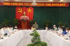 Thủ tướng Chính phủ Phạm Minh Chính làm việc với tỉnh Đồng Nai