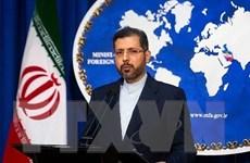 Iran tuyên bố chưa quyết định về thỏa thuận giám sát với IAEA