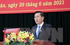 Ông Phạm Văn Hậu giữ chức Chủ tịch Hội đồng nhân dân tỉnh Ninh Thuận