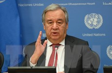 Tổng Thư ký Liên hợp quốc hối thúc Mỹ dỡ bỏ trừng phạt Iran