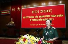 Kịp thời tham mưu chủ trương, đối sách chiến lược về quốc phòng