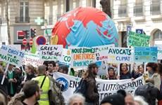 Tòa ấn định thời hạn chính phủ Pháp phải hành động về biến đổi khí hậu