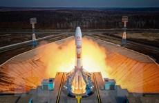Nga phóng thành công chùm 36 vệ tinh viễn thông lên quỹ đạo Trái Đất