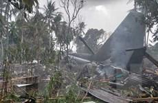 Vụ máy bay rơi ở Philippines: Bộ Quốc phòng chỉ thị mở cuộc điều tra