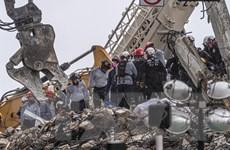 Sập nhà ở Mỹ: Đã tìm thấy 36 thi thể, còn hơn 100 người mất tích