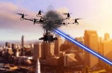 Pháp thử nghiệm pháo laser tiêu diệt máy bay không người lái