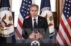 Mỹ đề cao việc bảo đảm trật tự hàng hải dựa trên luật pháp quốc tế