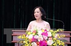 Ban Tổ chức Trung ương triển khai nhiệm vụ 6 tháng cuối năm 2021