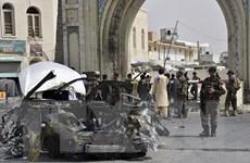 Afghanistan: Vụ nổ vào giờ cao điểm tại Kabul gây nhiều thương vong