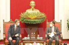 Thúc đẩy hợp tác kinh tế, thương mại giữa Việt Nam và Australia