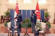 Singapore và Việt Nam tăng cường quan hệ hợp tác, mở rộng đầu tư