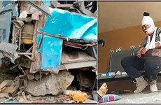 Pakistan: Nổ xe buýt chở kỹ sư Trung Quốc, nhiều người thương vong