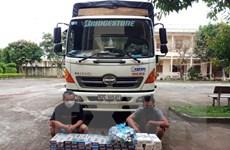 Kiên Giang: Liên tục phát hiện nhiều vụ buôn lậu qua biên giới