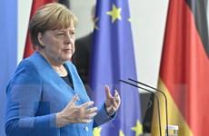 """Thủ tướng Đức thăm Mỹ nhằm """"tái khởi động"""" quan hệ song phương"""