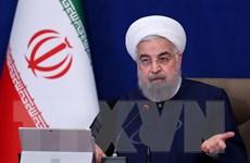Tổng thống Iran kỳ vọng chính phủ mới hoàn thành tiến trình đàm phán