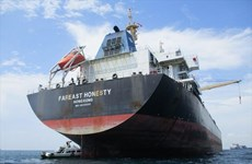 Đề xuất phương án với thuyền viên mắc COVID-19 trên tàu Trung Quốc