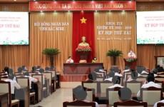 Kỳ họp thứ 2 HĐND tỉnh Bắc Ninh thông qua nhiều nghị quyết quan trọng