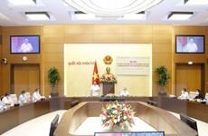 Hội nghị về công tác phối hợp giữa UBTVQH với Đoàn Chủ tịch UBTW MTTQ