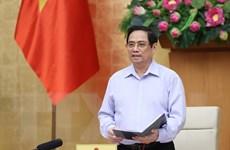 Thủ tướng phát động thi đua thực hiện nhiệm vụ phát triển KT-XH
