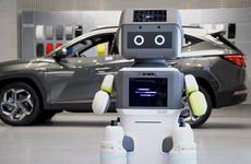 Dịch COVID-19 thúc đẩy ngành công nghiệp robot của Hàn Quốc phát triển