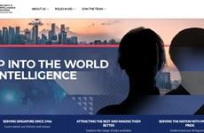 Singapore lần đầu ra mắt trang web của cơ quan tình báo đối ngoại
