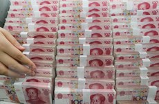 Thị trường trái phiếu nội tệ Trung Quốc thu hút 400 tỷ USD mỗi năm