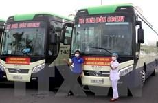 Bình Định, Gia Lai, Quảng Nam tổ chức đón công dân từ vùng dịch về